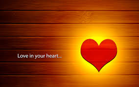 Love in your heart